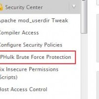 Unblock Your IP – Fix WHM/cPanel cPHulk Brute Force Protection Lock Out Via SSH
