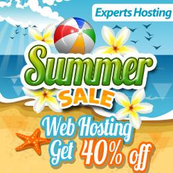 Summer Sale 2013 – 40% Off