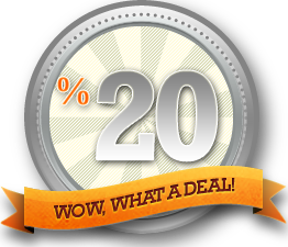 March 2013 Sale 20% Off